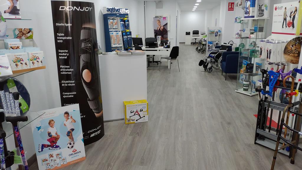 Ortopedia en Barcelona DynaMedz