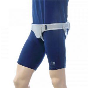 Braguero cinturón para hernias ernistrap donjoy